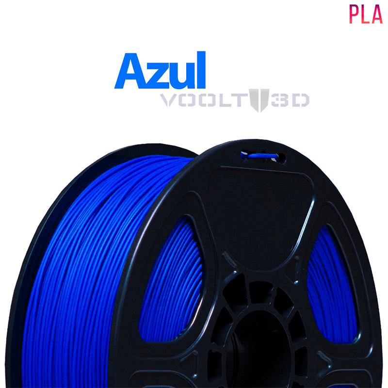 FILAMENTO IMPRESSORA 3D - AZUL